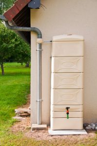 How Can a Rainwater Collection System Benefit your Lawn and Garden?