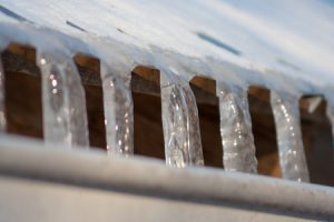 Ice Dams and Gutters