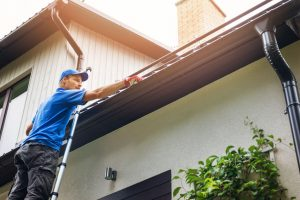 Choosing The Right Color For Your Home's Gutters