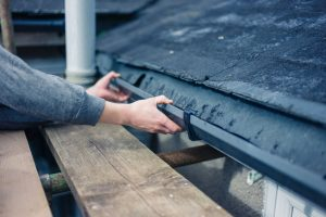 Are Your Gutters Properly Pitched?